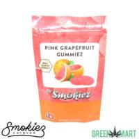 Smokiez Pink Grapefruit Gummiez