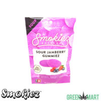 Smokiez Edibles - Sour Jamberry Gummiez