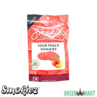 Smokiez Edibles - Sour Peach Gummiez