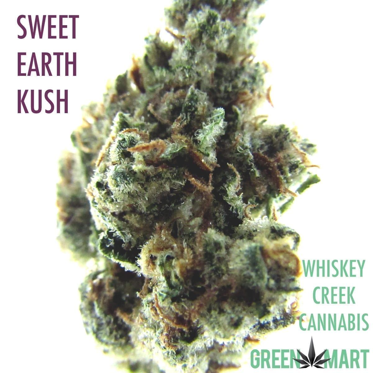 Sweet Earth Kush by Whiskey Creek Cannabis