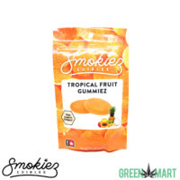 Smokiez Tropical Fruit Gummiez