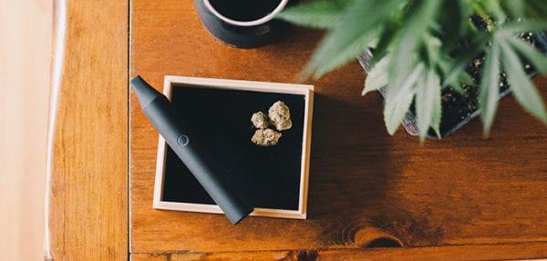 Vaporizer and cannabis nugs