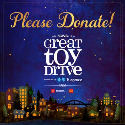 KGW Great Toy Drive