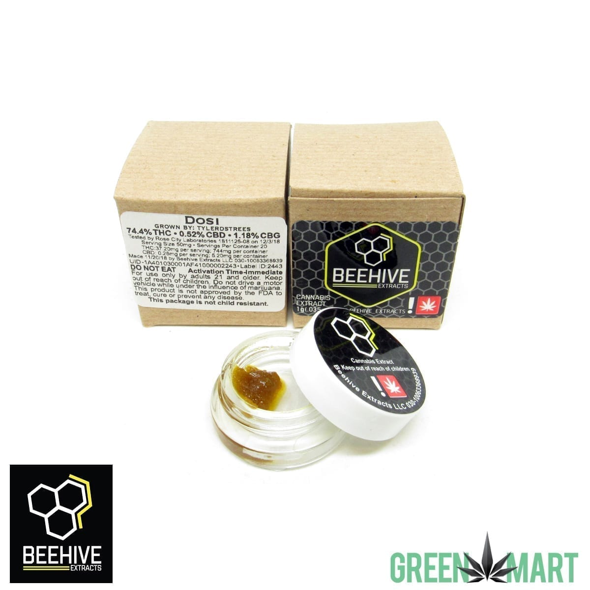 Bee Hive Extracts - Dosi