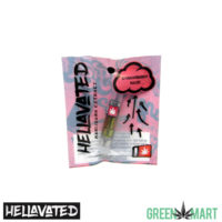 Hellavated - Strawberry Haze