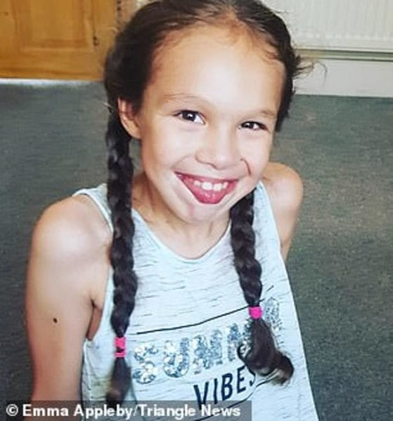 Girl, nine, who endured up to 300 seizures EVERY DAY and had one of the worst cases of epilepsy doctors have even seen is nearly seizure-free thanks to cannabis oil