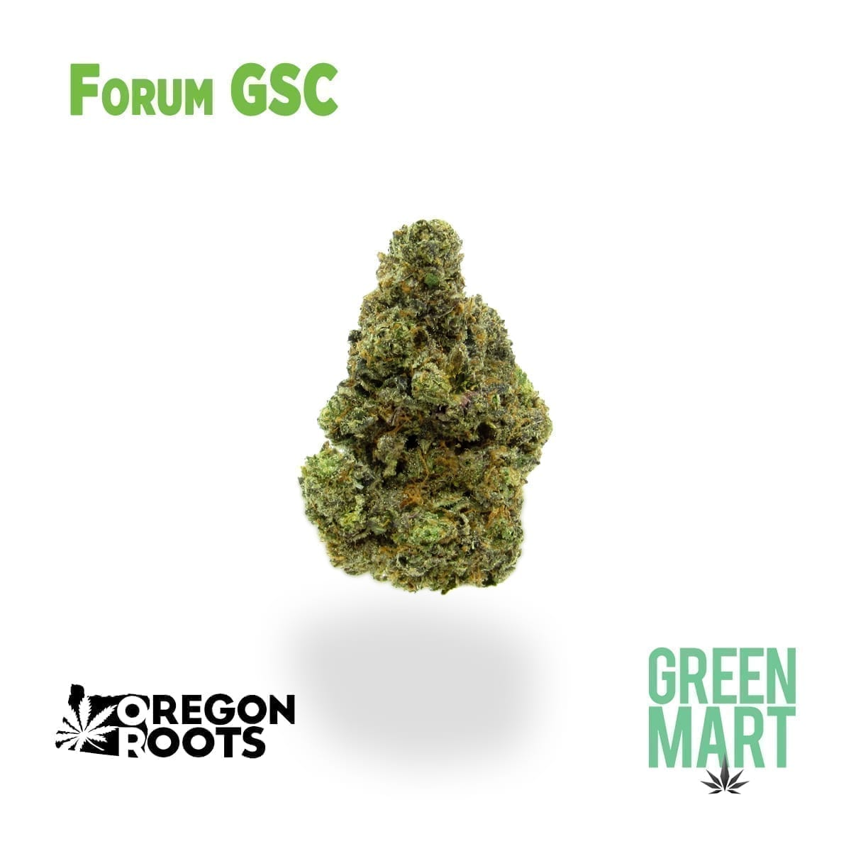Oregon Roots Forum GSC Flower