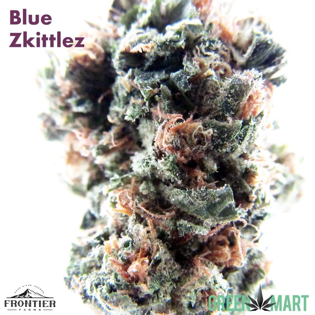Frontier Farms - Blue Zkittlez