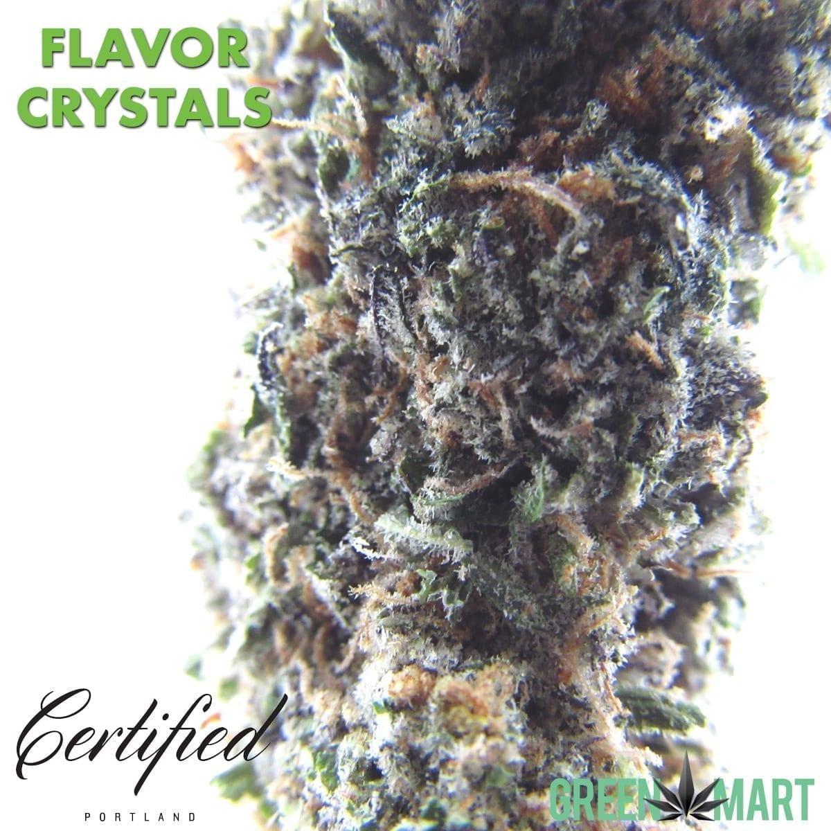 Certified Portland - Flavor Crystals