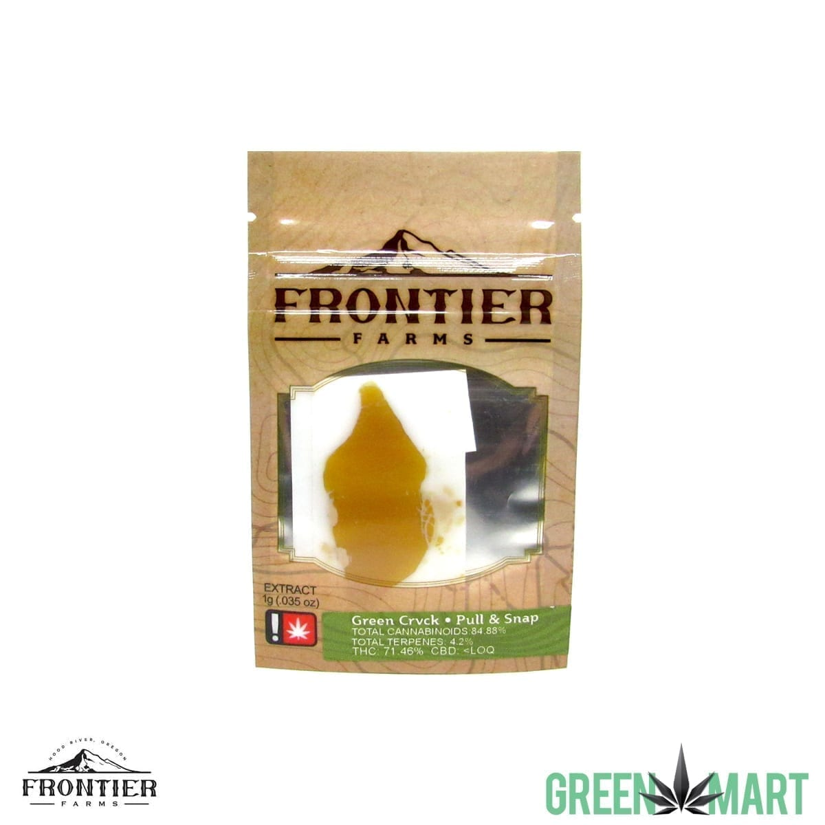 Frontier Farms - Green Crack