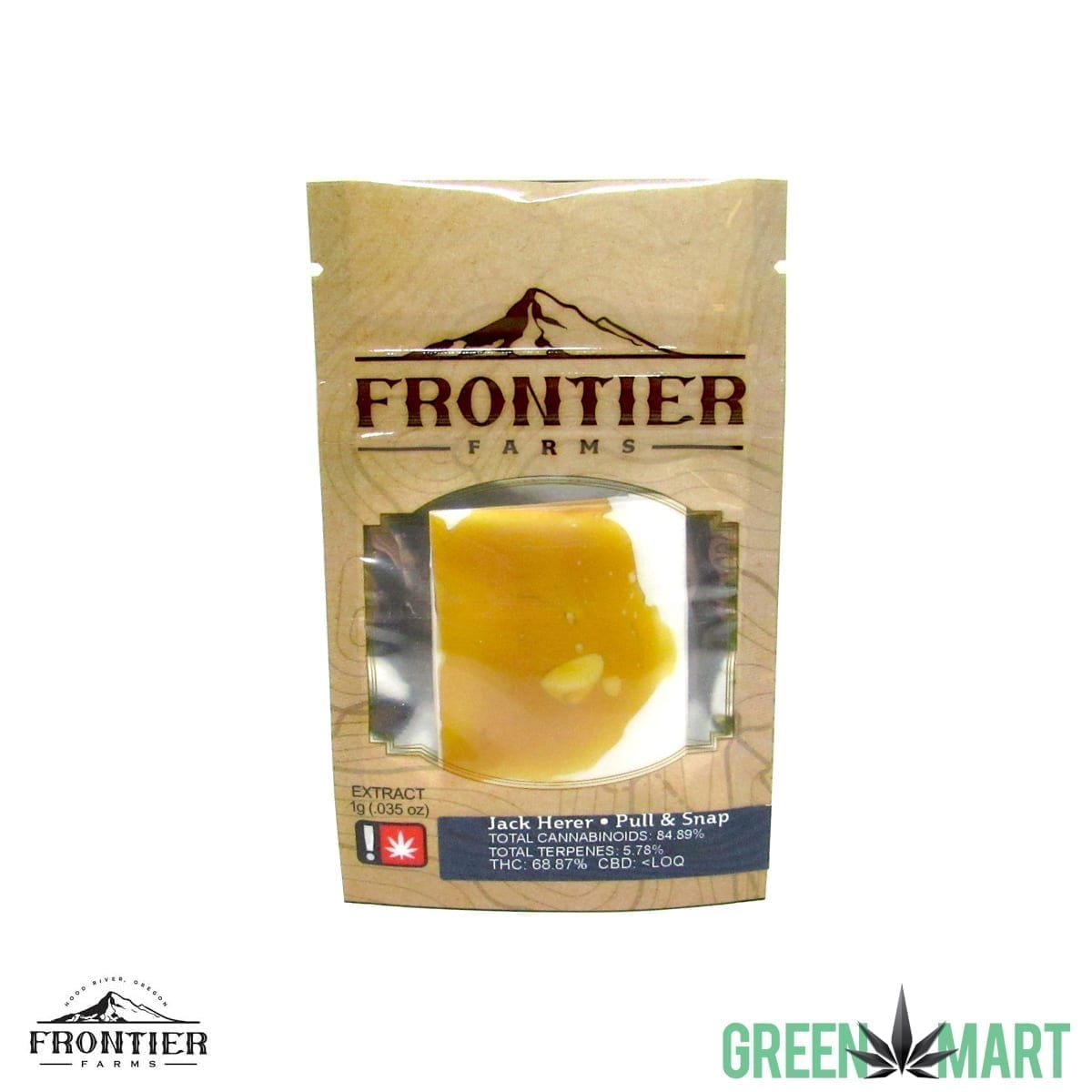 Frontier Farms - Jack Herer