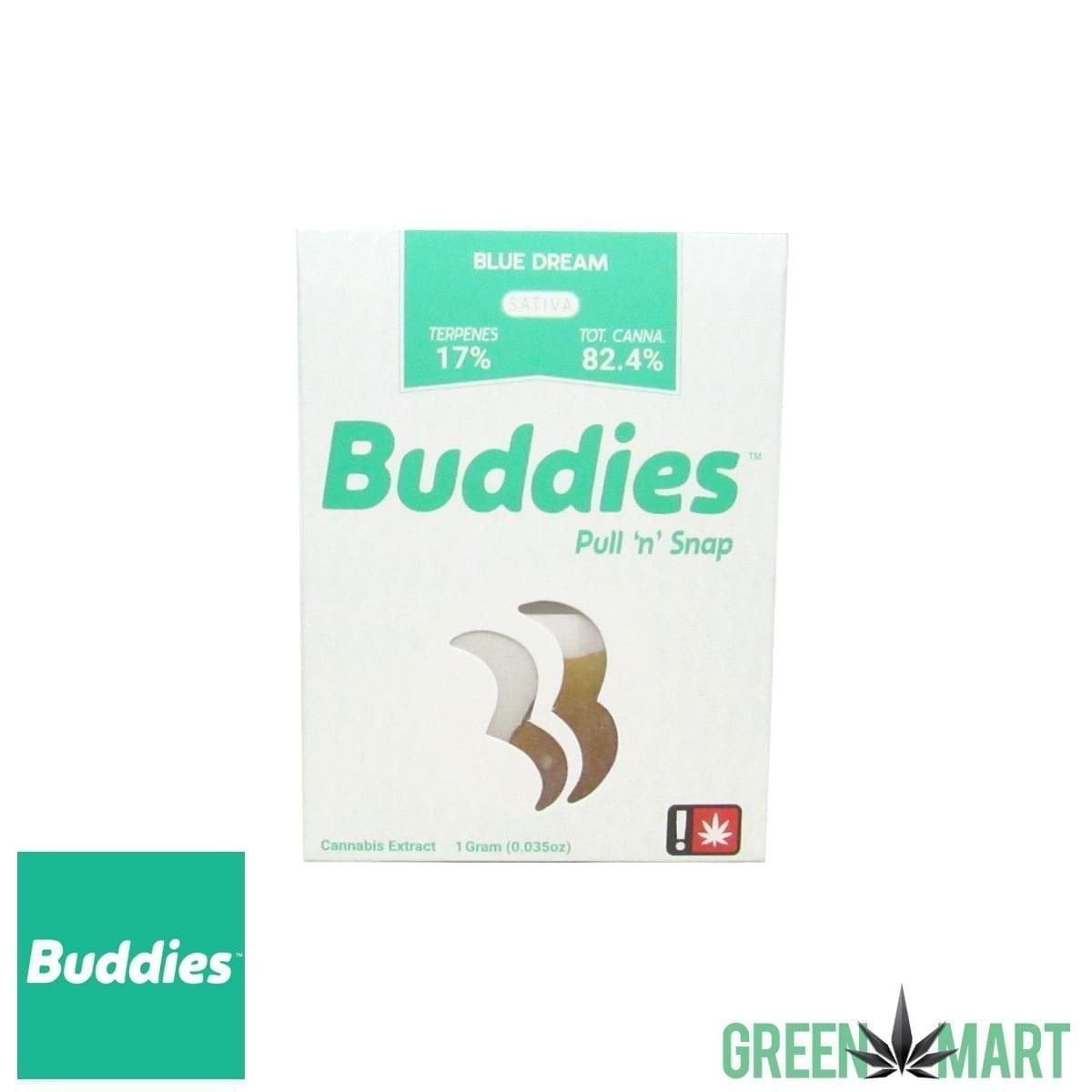 Buddies Brand Pull 'n' Snap - Blue Dream