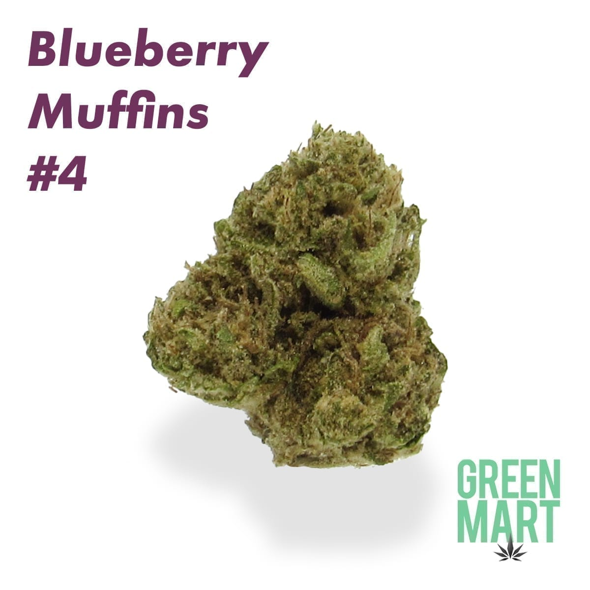 Blueberry Muffins #4