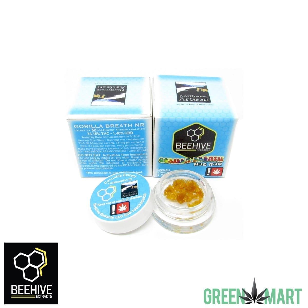 Beehive Extracts - Gorilla Breath