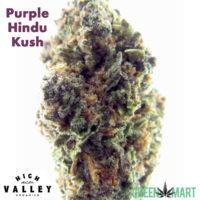 Purple Hindu Kush Grown by High Valley Organics