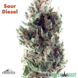 Frontier Farms - Sour Diesel