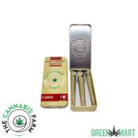 The Cannabis Farm Cannaflights 3pk - StrawberryBanana