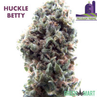 Hucklebetty grown by Fr33dom Farms