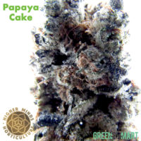 Higher Minds Horticulture - Papaya Cake