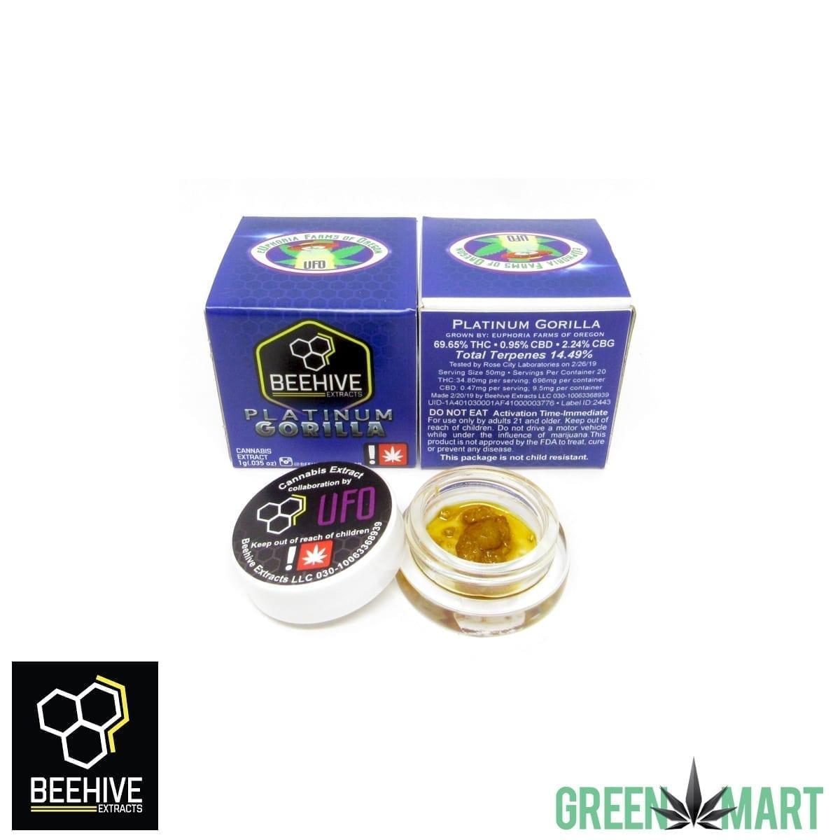 Beehive Extracts - Platinum Gorilla