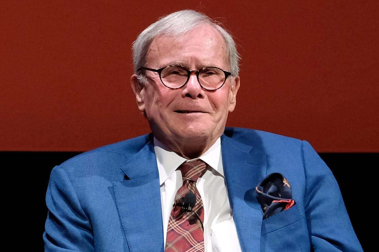 Tom Brokaw D Dipasupil/Getty Images