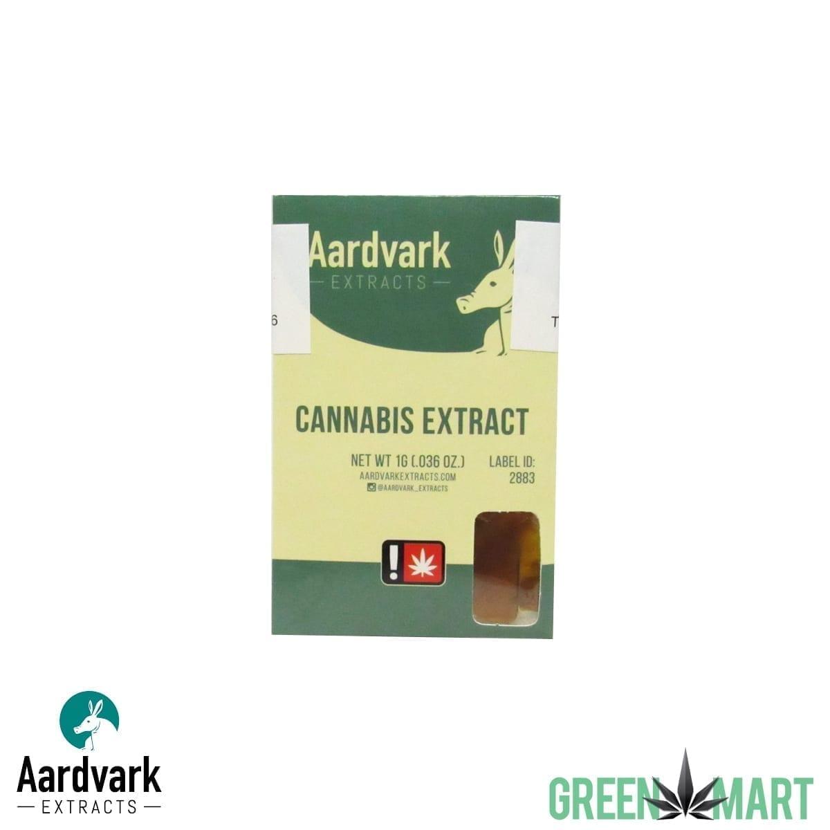 Aardvark Extracts