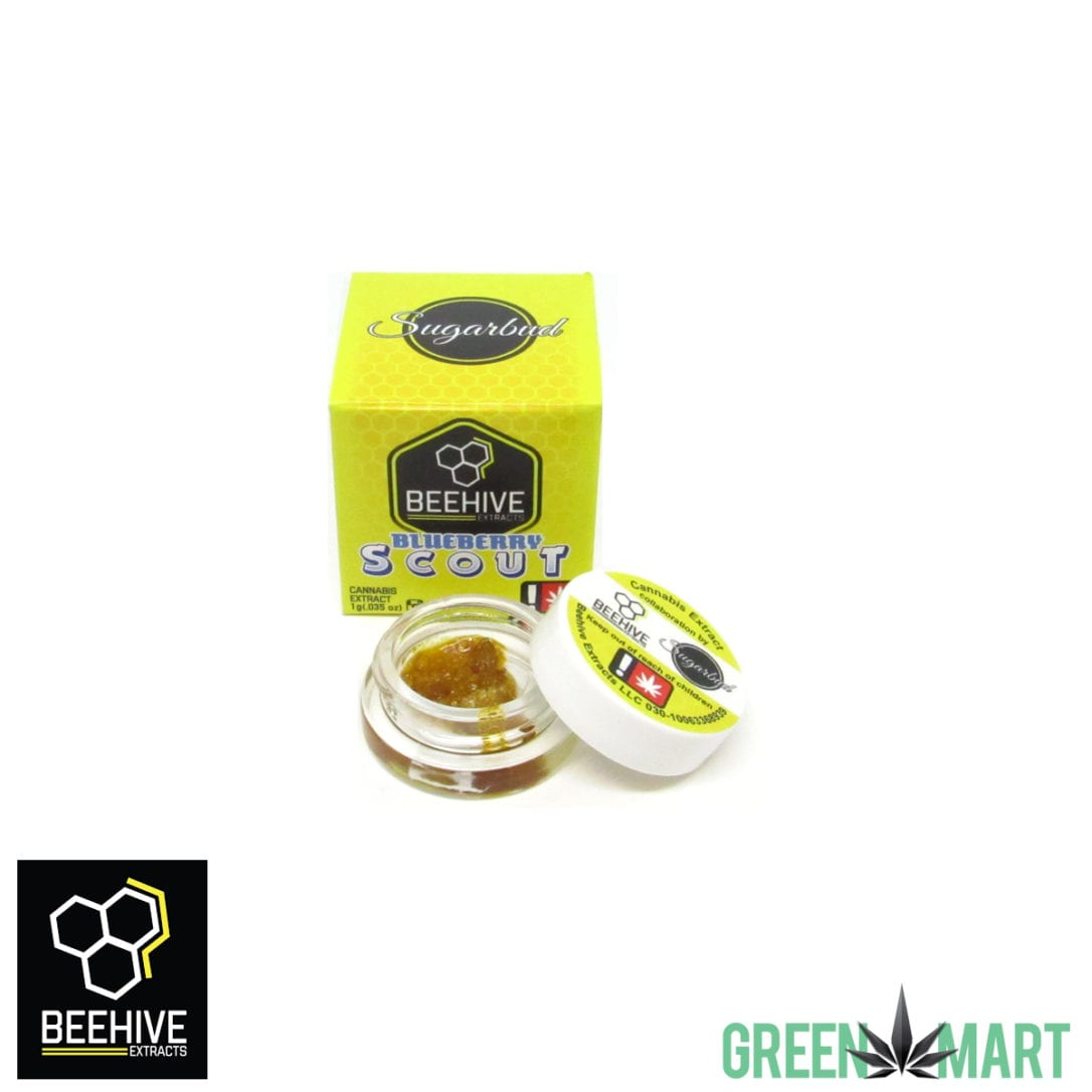 Beehive Extracts - Blueberry Scout