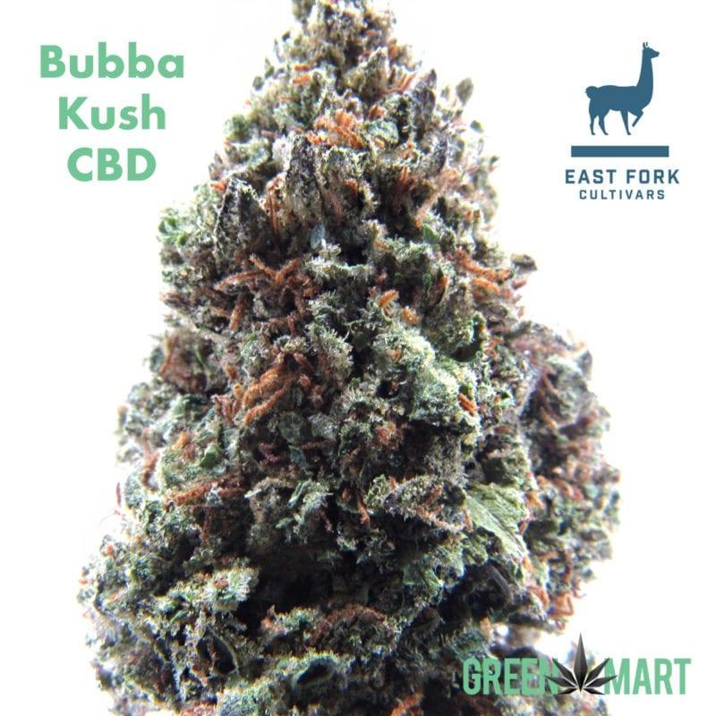 Bubba Kush CBD by East Fork Cultivars