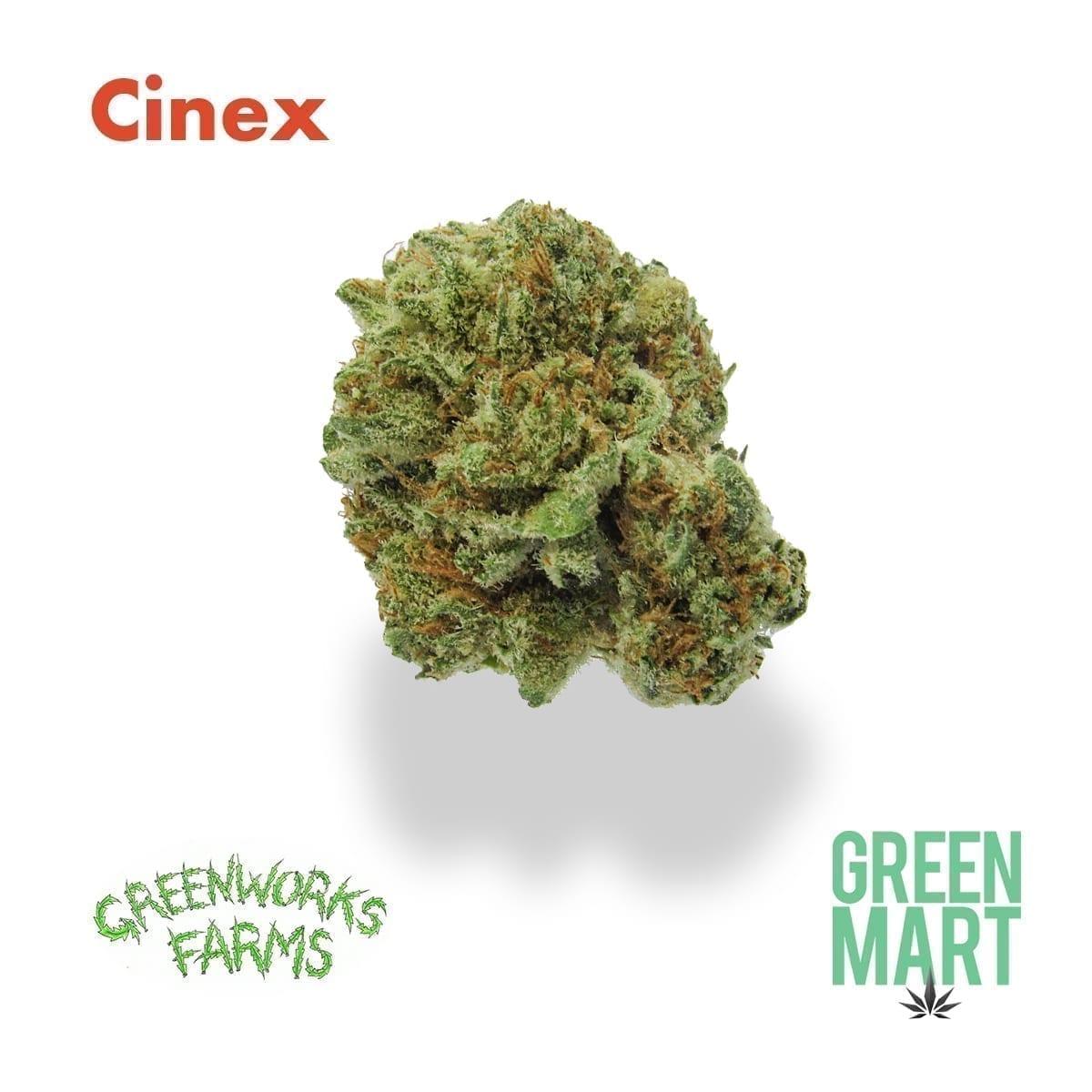 Greenworks Farms- Cinex