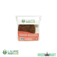 Laurie and Maryjane - Ginger Molasses Cookie