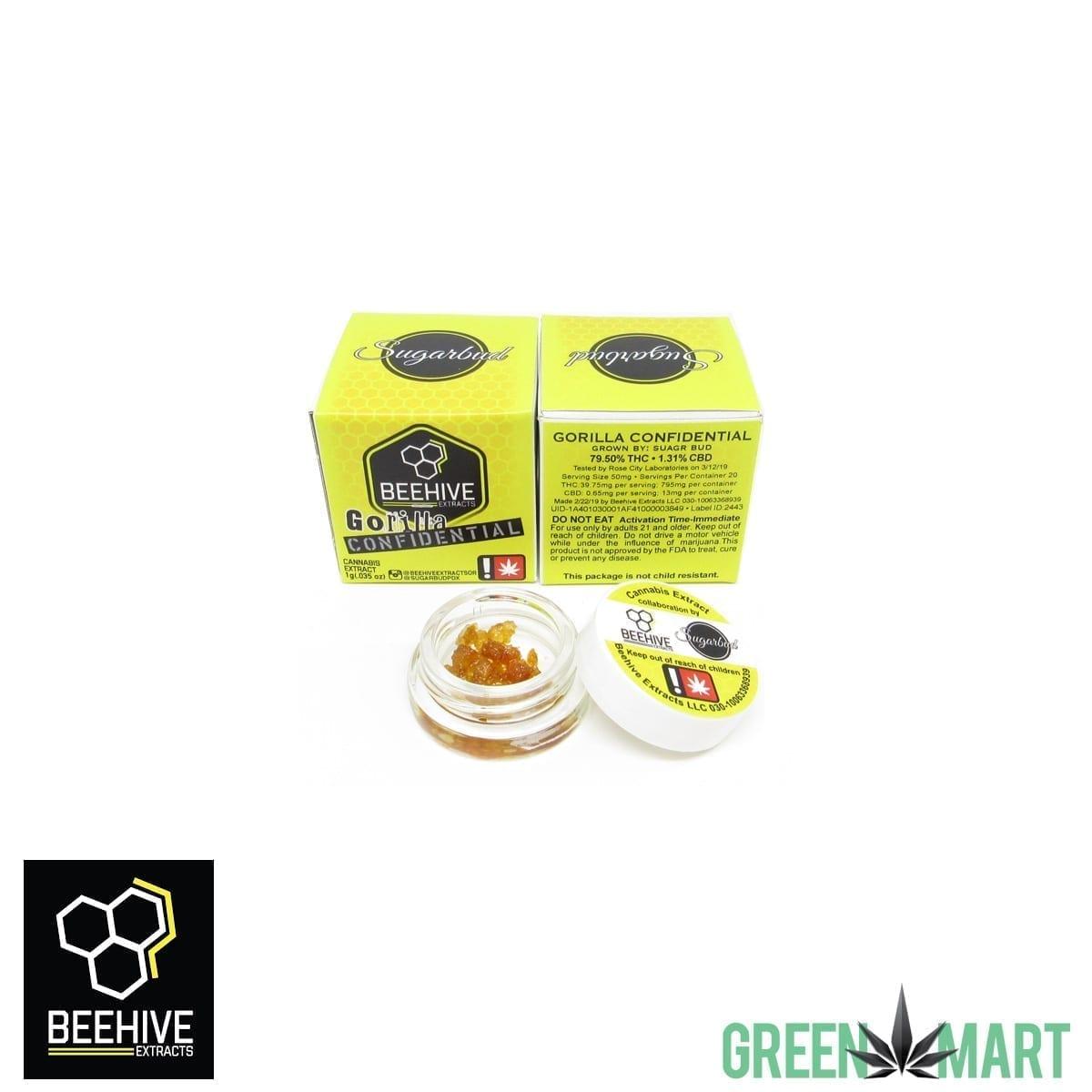 Beehive Extracts - GorillaConfidential