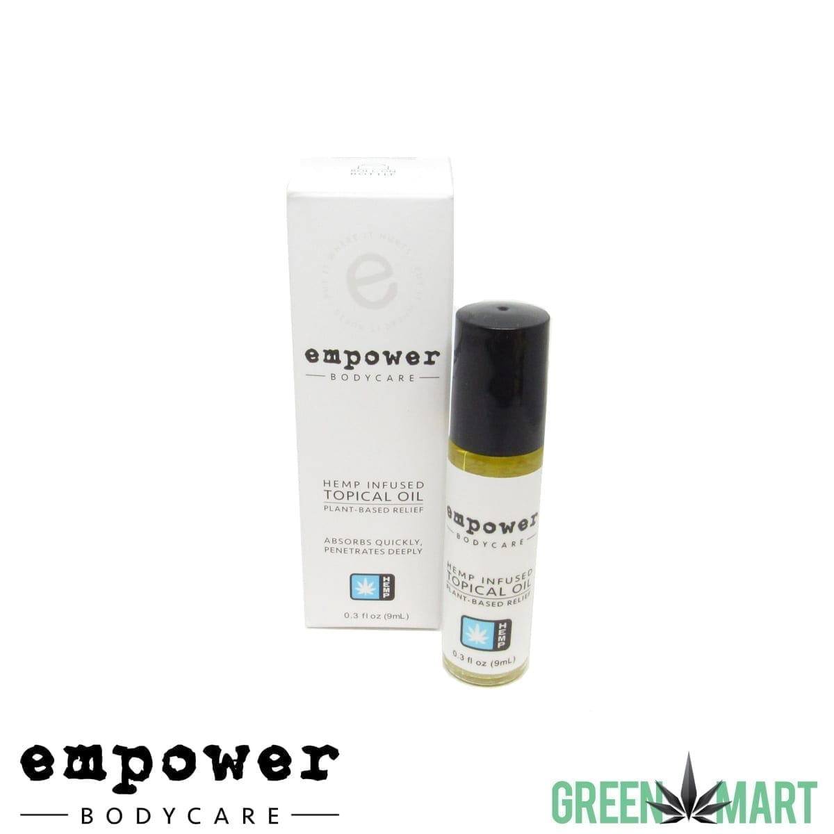 Empower Body Care - Hemp CBD Oil