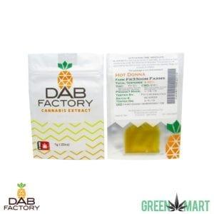 Dab Factory - HotDonna