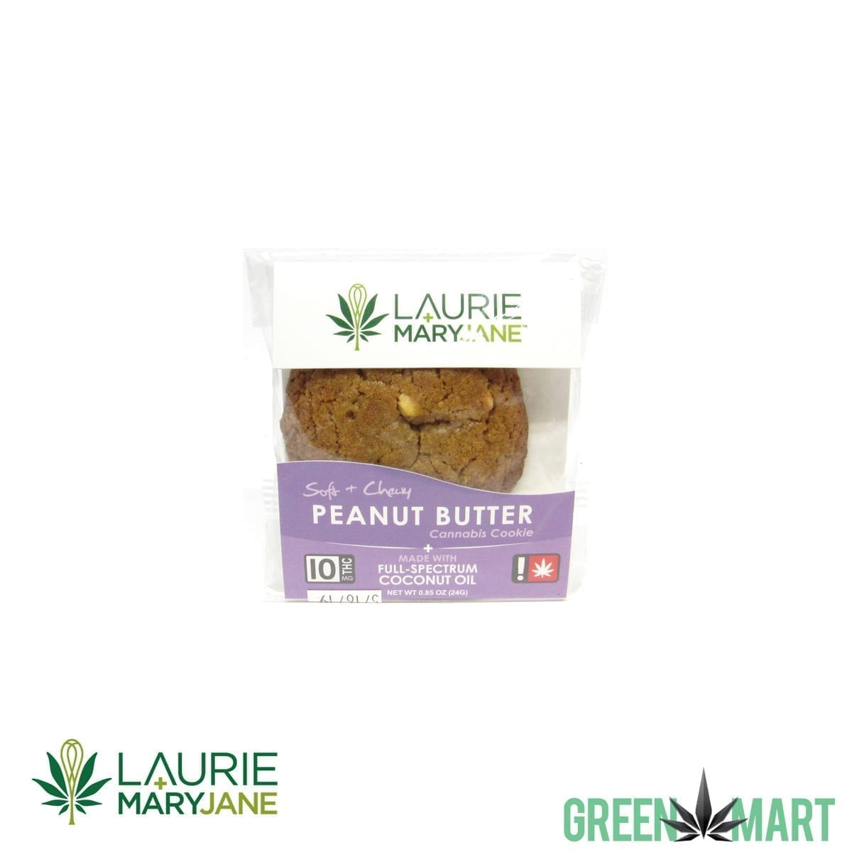 Laurie and Maryjane - Peanut Butter Cookie