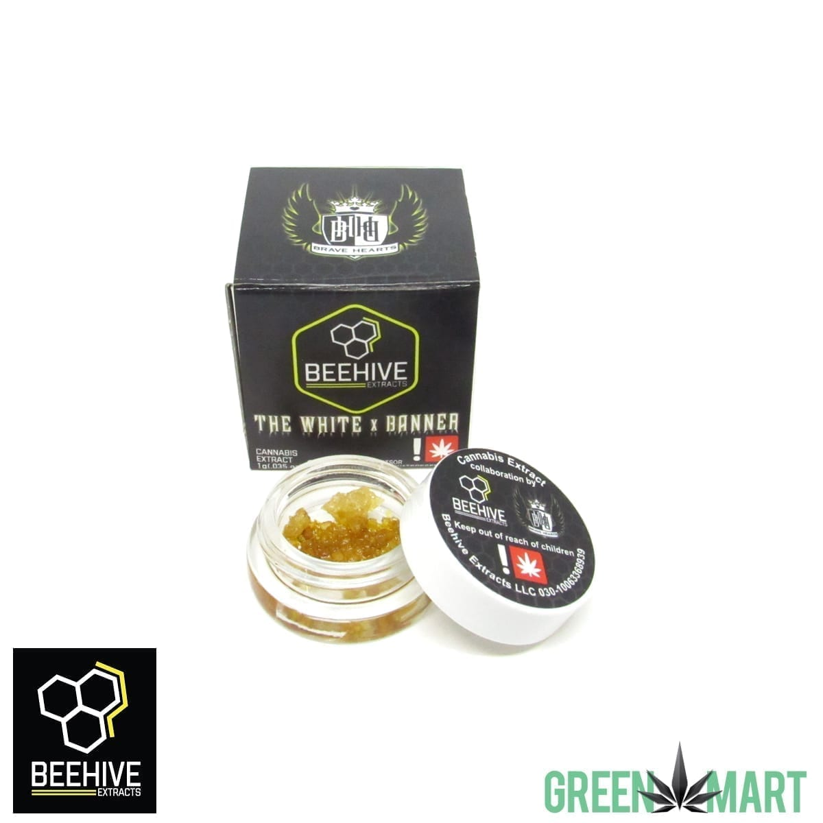 Beehive Extracts - The White Banner