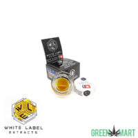 White Label Extracts - Durban Poison Live Resin Sugar Sauce