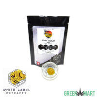 White Label Extracts - H*n Solo Terp Batter