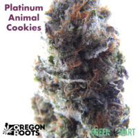Platinum Animal Cookies by Oregon Roots