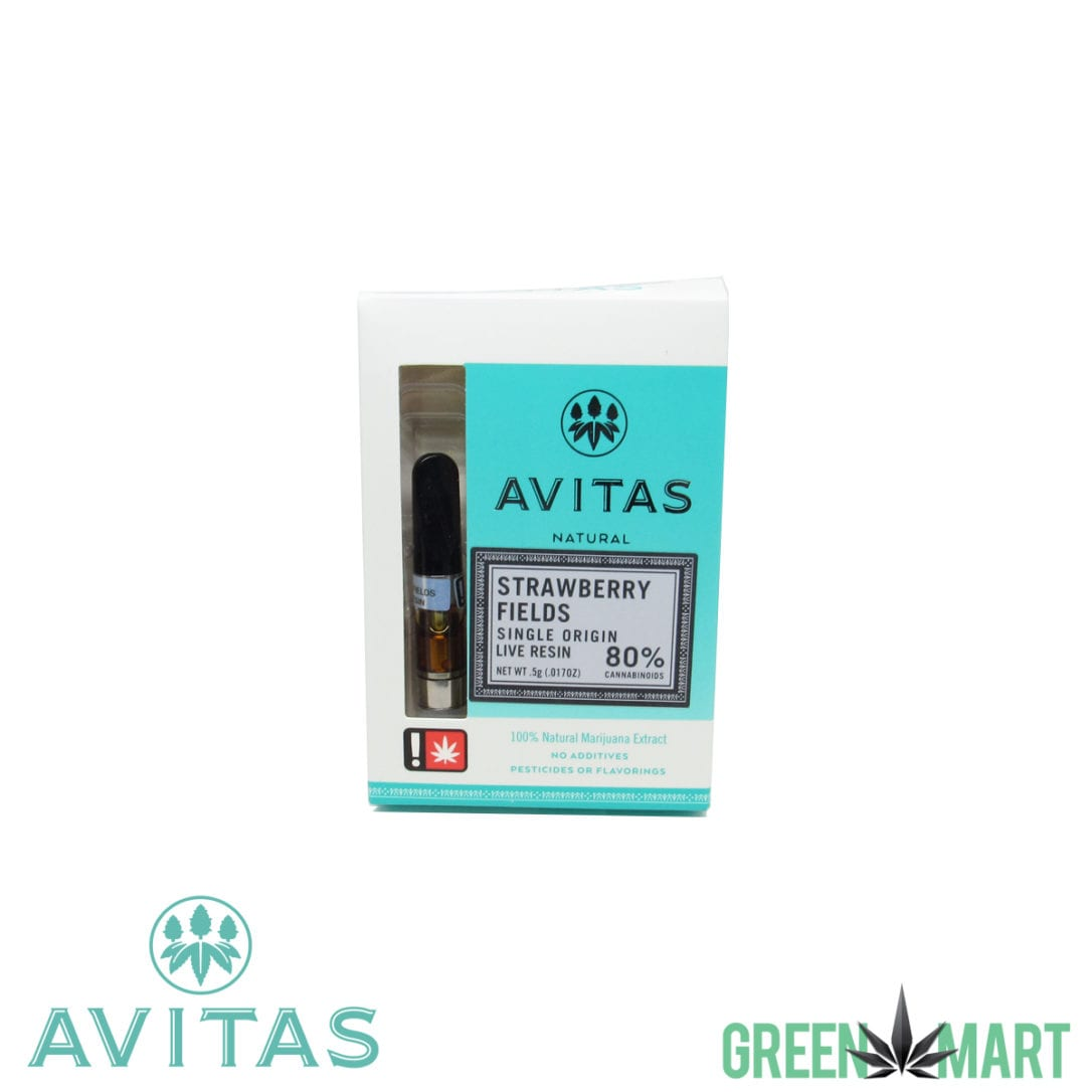 Avitas Naturals - Strawberry Fields Live Resin