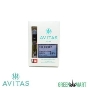 Avitas Ultra Distillate Cartridge - The C@ndy