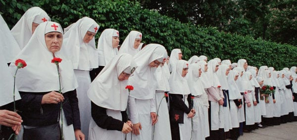 'Cannabis Nuns' Lose Banking Services After Documentary Trailer Release Photo Credit: SPOILT.EXILE/flickr