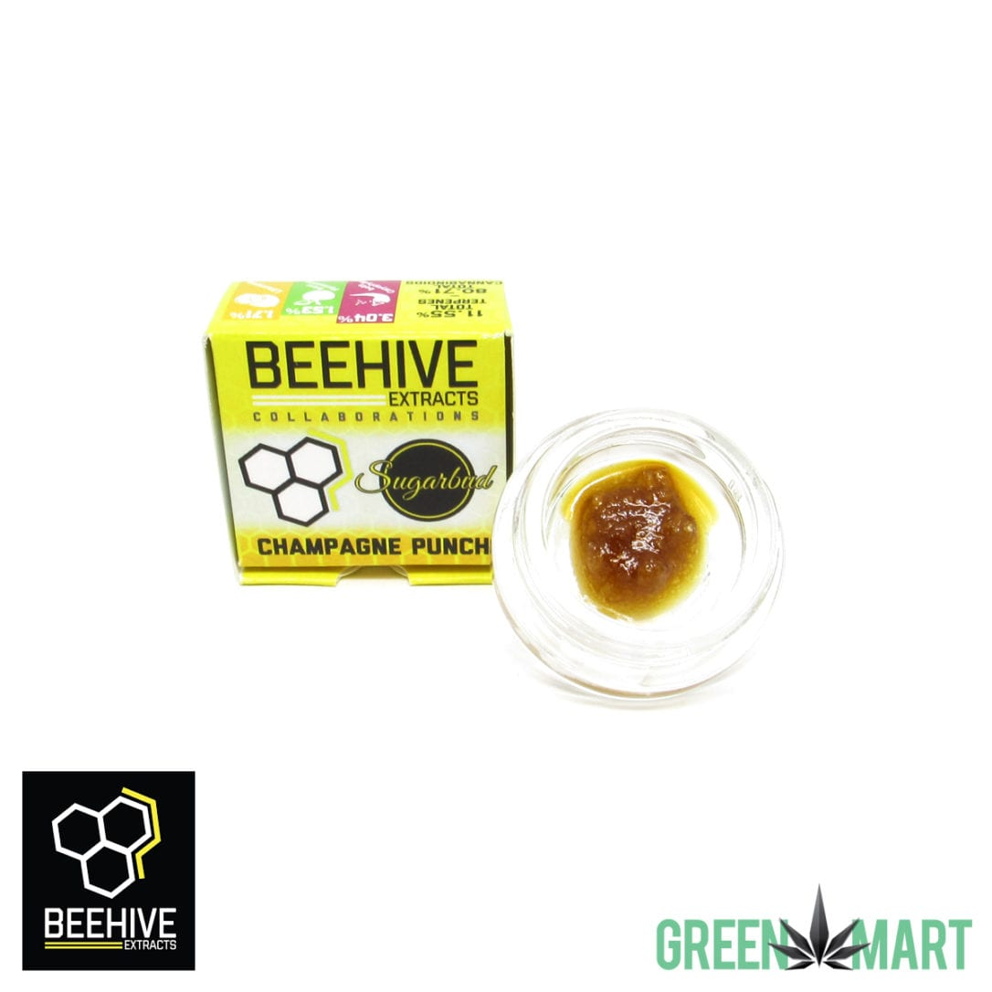 Bee Hive Extracts - Champagne Punch