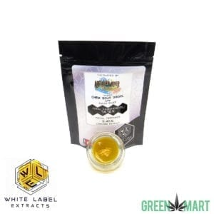 White Label Extracts - Chem Sour Diesel Sugar Sauce