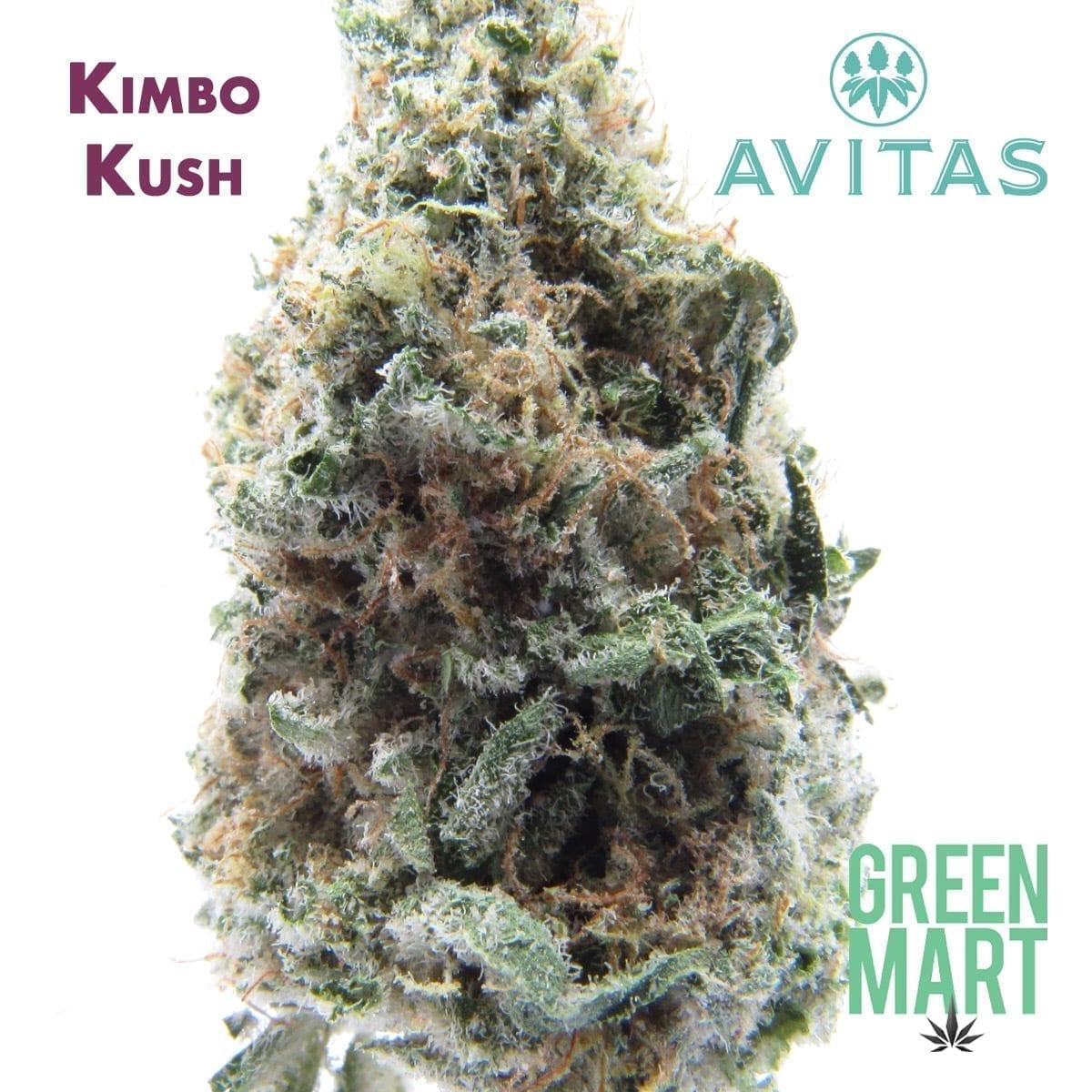 Kimbo Kush by Avitas