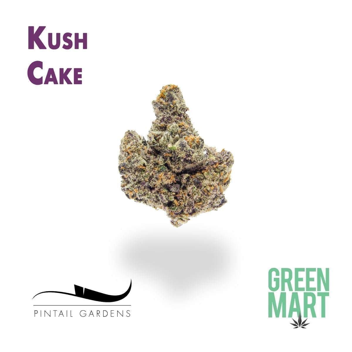 Kush Cake by Pintail Gardens