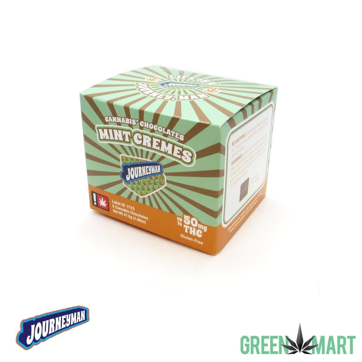 Journeyman Mint Cremes Box