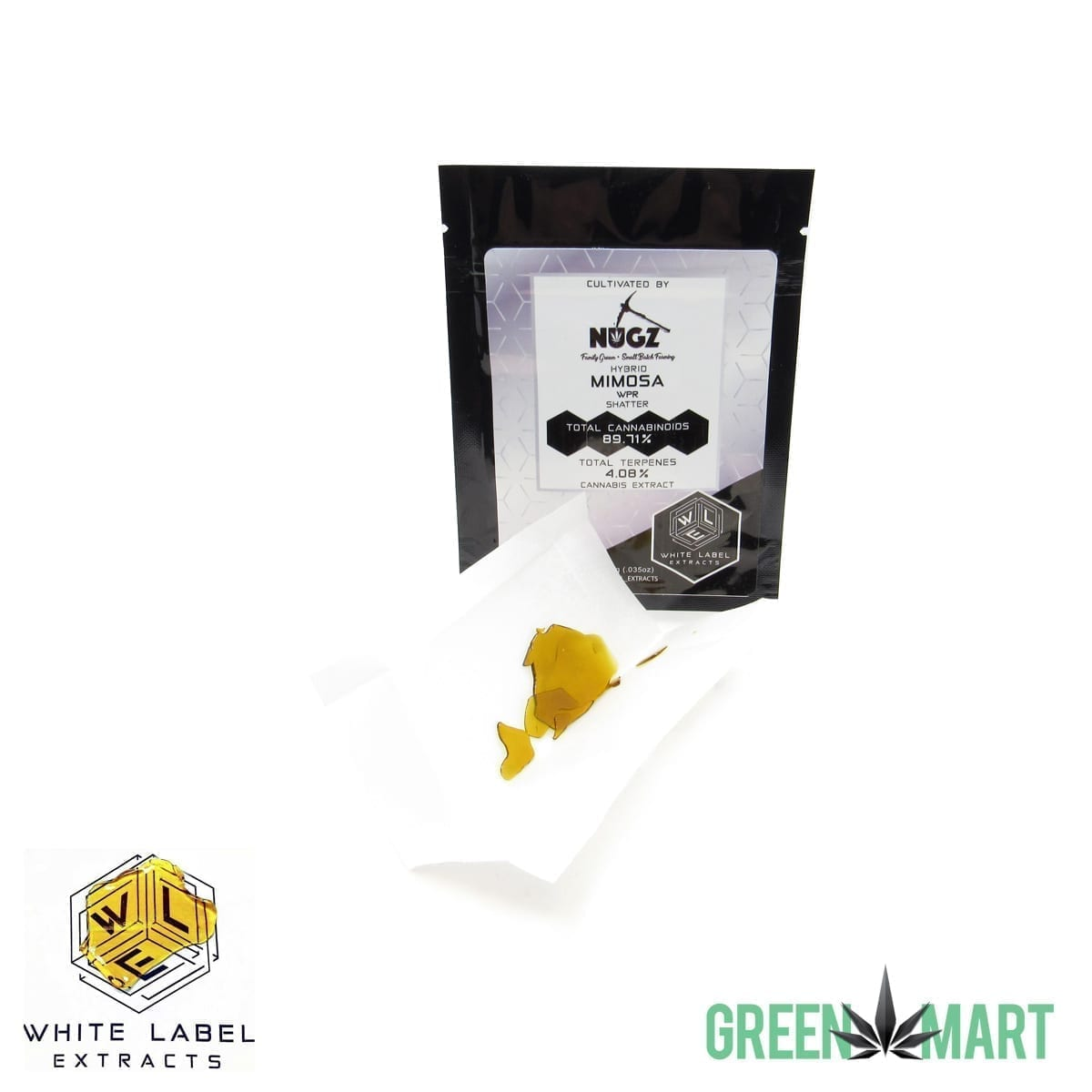White Label Extracts - Mimosa