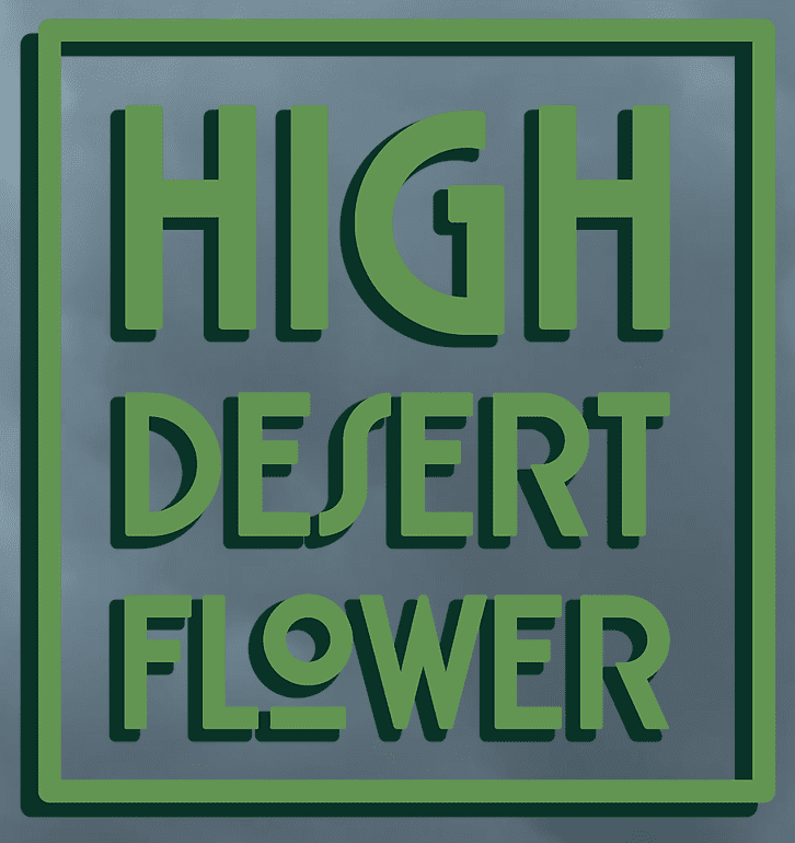 High Desert Flower