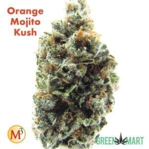 Orange Mojito Kush by Mother Magnolia Medicinals