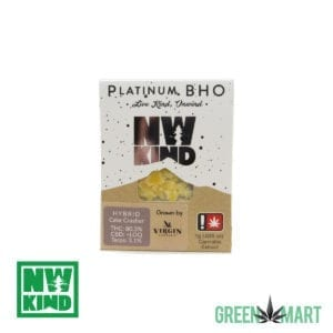 NW Kind Extracts - Cake Crasher Platinum BHO